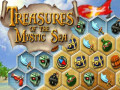 ゲームズ Treasures of the Mystic Sea