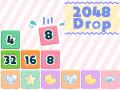 ゲームズ 2048 Drop