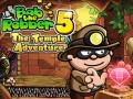 ゲームズ Bob The Robber 5 Temple Adventure