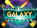ゲームズ Bubble Shooter Galaxy Defense