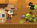 ゲームズ Cowboy Adventures
