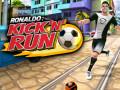ゲームズ Cristiano Ronaldo Kick`n`Run