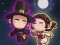 ゲームズ Darkmaster and Lightmaiden