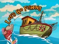 ゲームズ Let`s go Fishing
