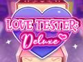 ゲームズ Love Tester Deluxe