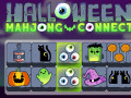 ゲームズ Mahjong Connect Halloween