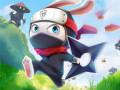 ゲームズ Ninja Rabbit