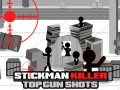 ゲームズ Stickman Killer Top Gun Shots