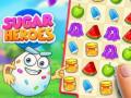 ゲームズ Sugar Heroes