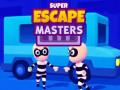 ゲームズ Super Escape Masters