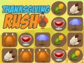 ゲームズ Thanksgiving Rush