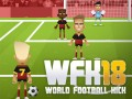 ゲームズ World Football Kick 2018